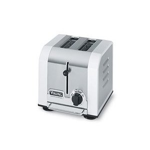 Viking VT200WH Professional White Toaster 2-slice
