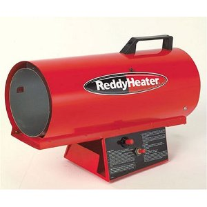 Reddy Heater 30,000 BTU Propane Forced-Air Heater #RLP30