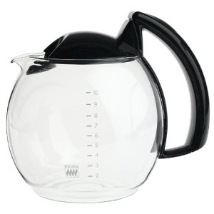 Krups 589-42 Replacement Carafe, Black