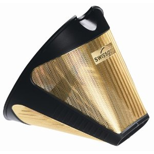 Swissgold� Cone-Shape Coffee Filter