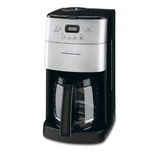 Cuisinart DCC-1250SA Grind & Brew 12 Cup Coffee Maker