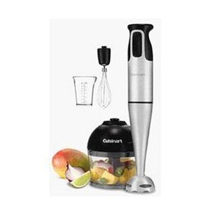 Cuisinart Smart Stick Hand Blender With Whisk & Chopper Attachments