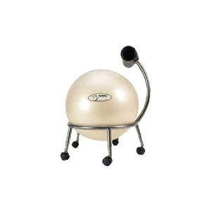 FitBall Exercise Ball Chair - with Choice of 55cm Ball