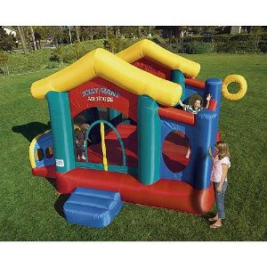 Mo-Aire Jolly Giant Bounce House 10ft x 12ft