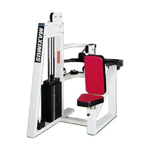 Maximus Fitness MX531 Tricep Dip Press Commercial Exercise Machine