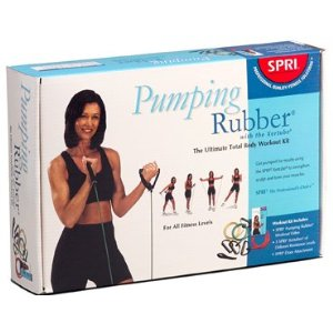 SPRI PRX-R Pumping Rubber Workout Kit