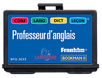 Franklin bfq3033 bookman english french dictionary