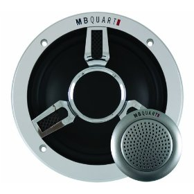 MB Quart Nautic NSE216 6.5-Inch 2-Way Component Speaker System