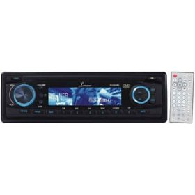 AM/FM-MPX DVD/VCD/CD/WMA/MP3 Playback Receiver