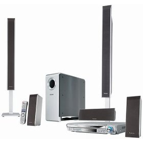 Panasonic SC-HT940 Deluxe 5 DVD Home Theater System