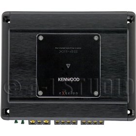 Kenwood XR-4S 1200W Reference Fit Four-Channel Digital Power Amplifier