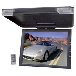 PYLE PLVWR1440 14-Inch High Resolution TFT Roof Mount Monitor and IR Transmitter