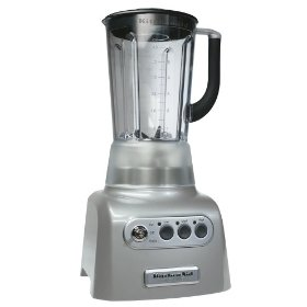 KitchenAid KPCB348PNP Pro Line Chef's Blender with Polycarbonate Jar, Nickel Pearl