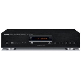 Yamaha DVD S2500 - DVD player