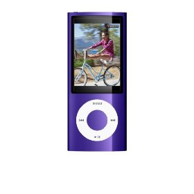 Apple iPod nano 8 GB Purple (5th Generation) NEWEST MODEL