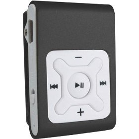 Sylvania SMP2012BK 2GB MP3 Player