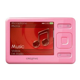 ZEN 2GB Refurbished (Pink)