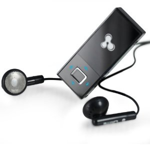 Latte M1 2GB MP3 Player (Black)