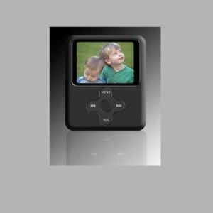 Samsonic Snapbox 1 GB Video MP3 Player (Black)