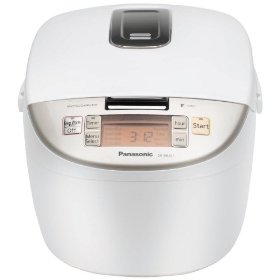 Panasonic srms102 rice cooker 5cup fuzzy