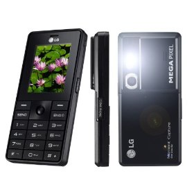 LG MG320 Unlocked Phone with Camera, and MP3 Player--International Version with No Warranty
