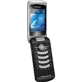 BlackBerry Quad-band Pearl Flip 8220 Cell Phone - Unlocked