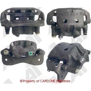 A1 Cardone 17-1584 Remanufactured Brake Caliper