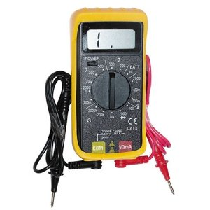 Electronic Specialties 501 Mini Digital Multimeter with Holster
