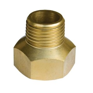 Brass Pipe Reducer 3/4