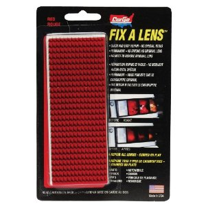CarGo 19494 FIX A LENS Repair Kit - Red