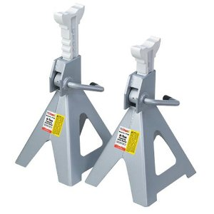 OTC 1773C Pair of 6 Ton Ratchet Style Jack Stands