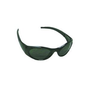 SAS Safety 5182 Stingers Black Frame Shaded Lens High Impact Safety Glasses
