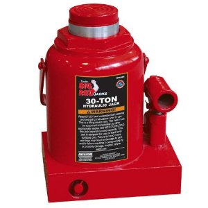 Torin T93007 30 Ton Hydraulic Bottle Jack