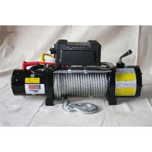 NEW 8000 LB Pound Recovery Winch Bonus Package! 2 remotes 4 JEEP, TRUCK OR TRAILER