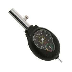 Accutire MS-6011 Mechanical Tire Gauge 0 - 60 PSI w/ Tread Depth