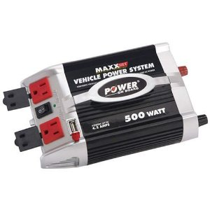 Power on Board 500 Watt Power Inverter with USB Charging Po