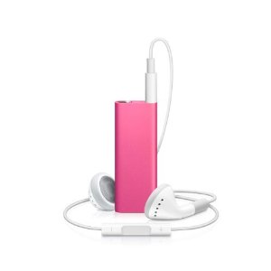 Apple iPod shuffle 2 GB Pink (4th Generation) NEWEST MODEL