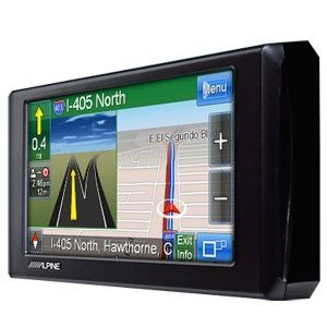 Alpine PND-K3 - GPS receiver - automotive
