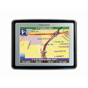Nextar X3 3.5-Inch Portable GPS Navigator and MP3 Player