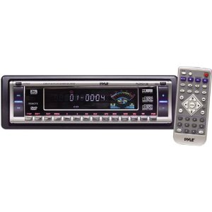 DVD/CD/MP3 Player with Am/fm Tuner and Detachable Face