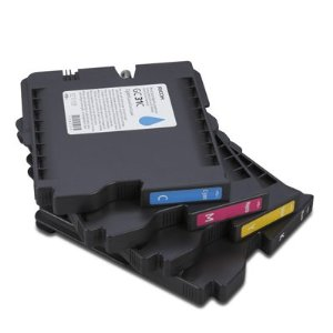 Black Print Cartridge Gc 31K Regular Yield