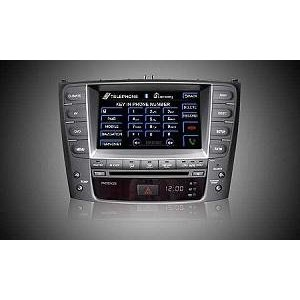 FlyAudio Multimedia GPS System, Lexus IS 250/350 2006-2008