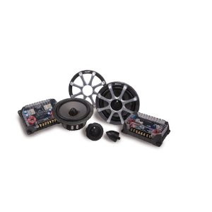 Kicker 09RS602 RS Series 5.25/6-Inch Component Vehicle Speaker System