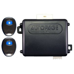 AutoPage RS-60 Long Range Remote Start Car Starter Keyless Entry Combo