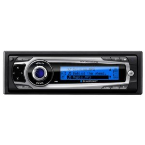 Blaupunkt New Orleans MP58 AM/FM CD/MP3 Receiver with CD Changer Controls