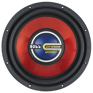 Boss CH103DVC 10-Inch Subwoofer with Double Stacked Magnets