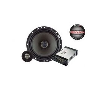MB Quart RSI216 Reference Series 6.5 inch 2-Way Component Speaker System with Widesphere (140 Watts)