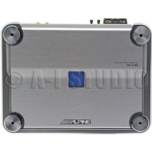 Alpine PDX-4.100M - Amplifier - 4-channel