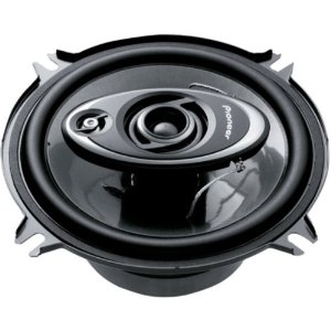 Pioneer TS-A1372R 5.25-Inch 3-Way 200-Watt Speaker