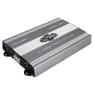 Pyramid PB1615X 3000 Watts 4 Channel Bridgeable Car Amplifier